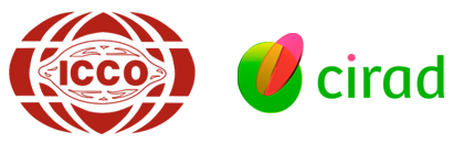 ICCO CIRAD logo